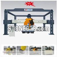 SZSJ160 Four-Column Two-way Diamond Disc Stone Sawing Machine
