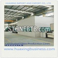 Laminating Glass Machine