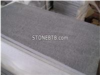 light black sandstone flamed
