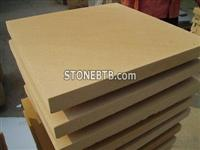 Yellow Sandstone honed finished
