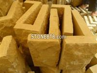 Yellow Sandstone Corner Return
