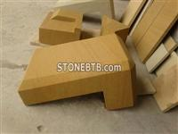 Yellow Sandstone Corner Returns-2