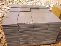 Brown sandstone tile