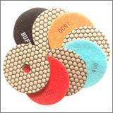 Diamond Flexible Polishing Pads