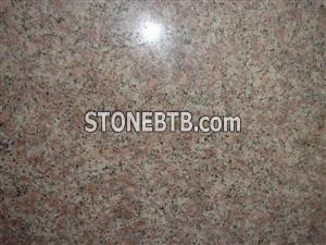 China Hai Yang Red Granite Slabs and Tiles