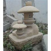Decoration Japanese Stone Lantern