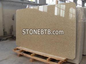 China Polished Granite Slabs