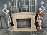 China Marble Fireplace