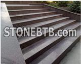 Outdoor and Inside Stone Step