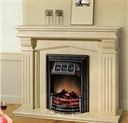 Popular Sale Marble Stone Carving Fire Place