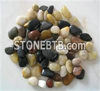 colorful pebbles stone