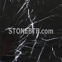Nero Marquina -Marble Tile