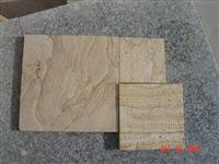 Wood Sandstone Sandblasted