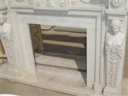 Fireplace of Marble