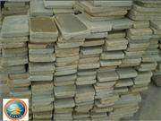 Double Color Sandstone Tiles, Stone Wall Cladding