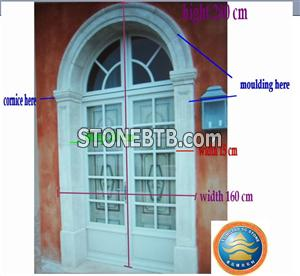 Granite Door Frame
