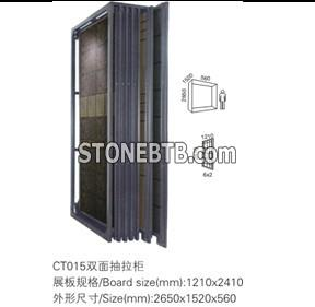Granite Rack, Marble Rack, Stone Display Rack, Exhibition Rack