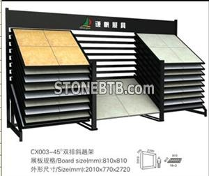 Stone Display Rack, Display Rack, Showing Rack, Exhibition Rack