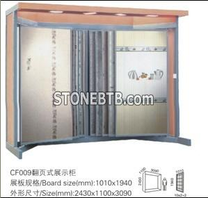 Page Turning Type Rack Marble Rack Exhibition Rack Stone Stands