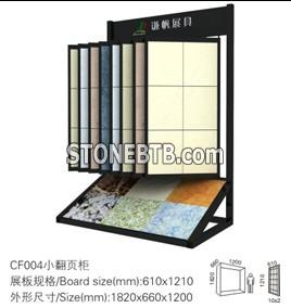 Exhibition Rack, Marble Rack, Ceramic Rack, Stone Stands