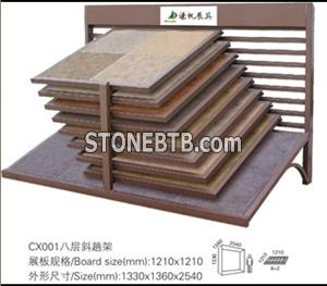 Exhibition Stands, Stone Stands, Stone Display Rack, Display Rack, Exhibition Rack