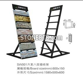 Display Rack, Exhibition Stands, Showing Stands, Stone Stands