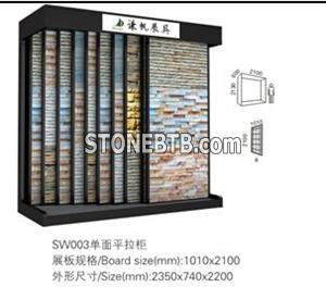 Cultured Stone Rack Stone Display Rack Display Rack Ceramic Rack