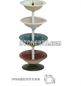 Exhibition Stones Showing Stones Lavabo Rack Exhibition Rack