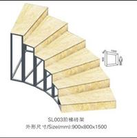 Stone Display Rack, Display Rack, Stair Slab Rack, Exhibition Rack
