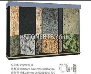 Display Rack, Showing Rack, Exhibition Rack, Stone Stands