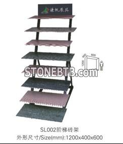 Stone Stands, Exhibition Stands, Display Stands, Stair Slab Rack