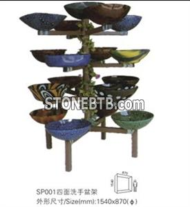 Showing Stands, Exhibition Stands, Lavabo Rack, Exhibition Rack