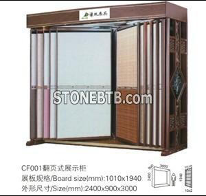 Ceramic Rack, Marble Rack, Stone Display Rack, Stone Stands