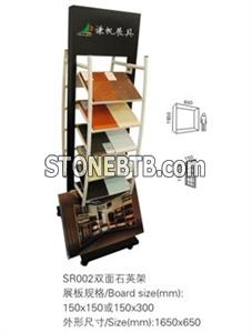 Stone Display Rack, Display Rack, Ceramic Rack, Exhibition Stands