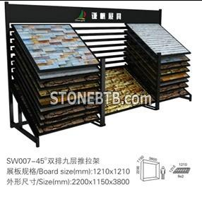 Stone Display Rack, Display Rack, Artifical Stone Rack, Stone Stands