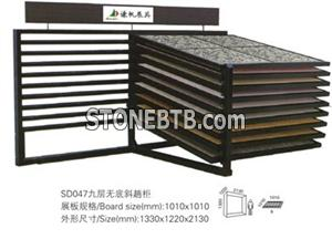 Ceramic Rack, Marble Rack, Exhibition Stands, Exhibition Rack