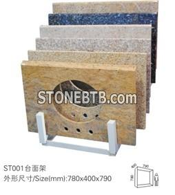 Stone Display Rack Display Rack Countertop Slab Rack