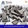 Diamond segment for gangsaw machine to cutting marble slabs