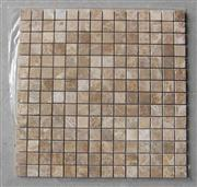 light emperador marble mosaic