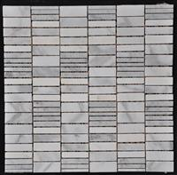 the most popular mosaic white marble