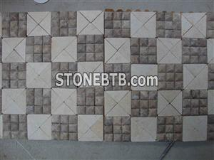 grey marble mosaic tile, marble pattern