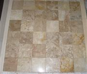 Mosaic Travertine Beige Tile
