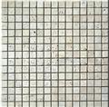 White Travertine Mosaic