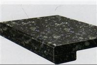 Black Color Countertop