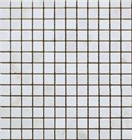 Pure White Mosaic