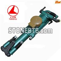 YT24 air hammer rock drill