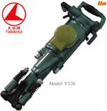 yt28 hand mine drilling tool