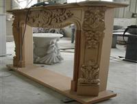 Fireplace;Granite Fireplace;Marble Fireplace