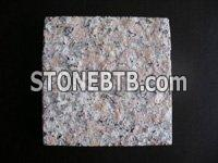 Rusty color cut-to-size granite tile