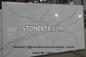 artificial quartz multicolors for kitchen countertops slabs